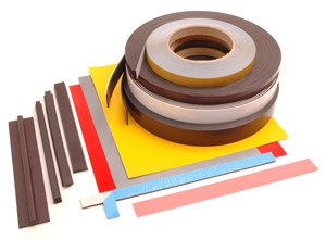 Felxible Ferrite Magnetic Tape and Extrusions